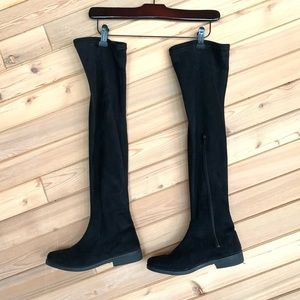 Steve Madden Over the Knee Boots, Size 37,Like New